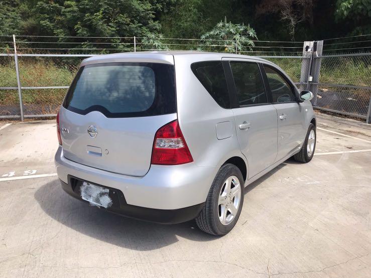 2010年 Nissan Livina 1.6