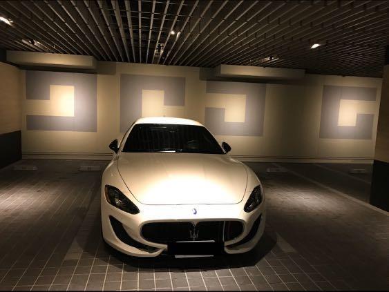 2013 Maserati 瑪莎拉蒂 Gran Turismo Sport 4.7