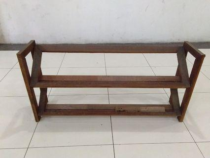 [Fixed Price/Serious buyers only] Multipurpose Wooden Rack
