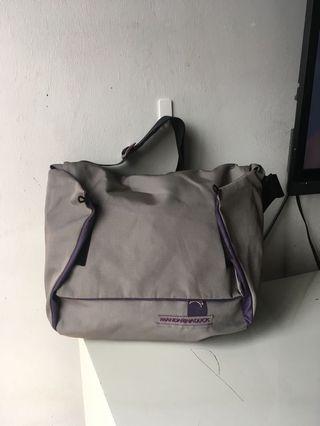 Authentic Mandarina Duck Sling Messenger bag