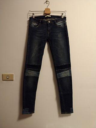 🐡maje牛仔褲-36