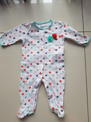 2 pcs (+1 free!) Baby / Toddler Sleepsuit