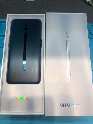 OPPO RENO -256G-霧海綠(原廠保固2020.07.16)