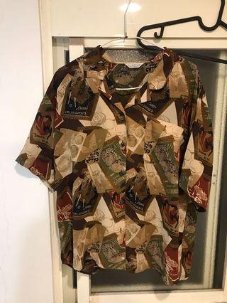 古著 襯衫