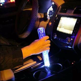 🚓汽車水晶發光LED燈  排檔頭 👍活動優惠價💴:  10公分500元  15公分550元  20公分600元       🚙:80元 (貨到付款者須支付30元手續費給郵局或物流商)先匯後寄者不用