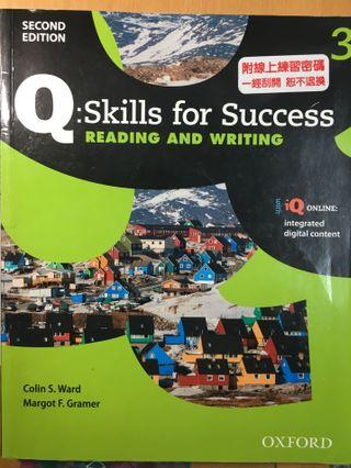 Skills for success 原文書