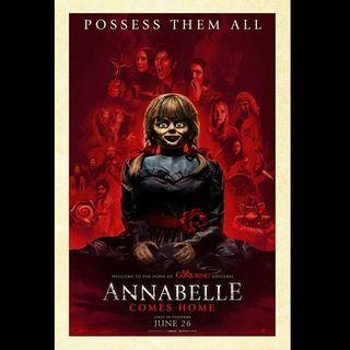 [Rent-A-Movie] ANNABELLE COMES HOME (2019)