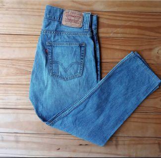Celana Jeans Cowok Levi's