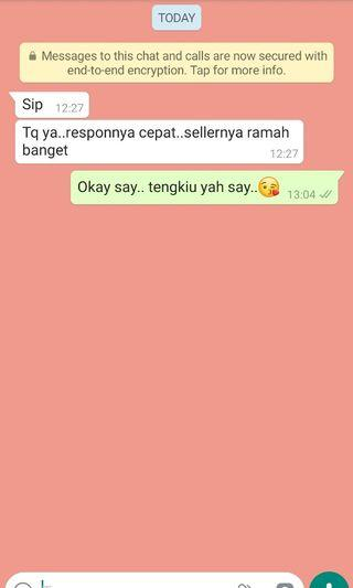 TESTIMONIAL FROM MY BELOVED CUSTOMER