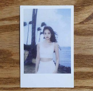 WTB WTT jennie summer diary in hawaii photocard
