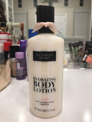 Body Lotion Victoria Secret