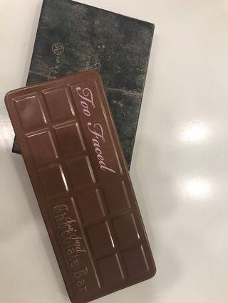 too faced chocolate & anastasia contourkit bulk