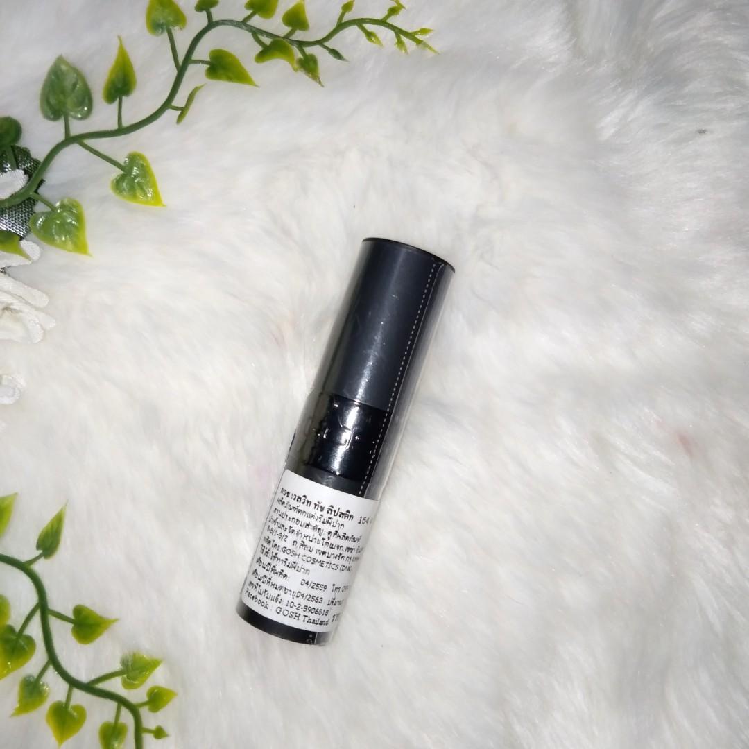 465. Gosh Velvet Touch Lipstick - Adorable
