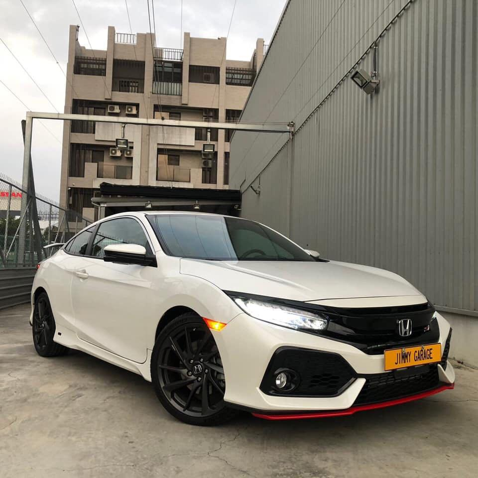 全新車 2018 Honda Civic Si Coupe