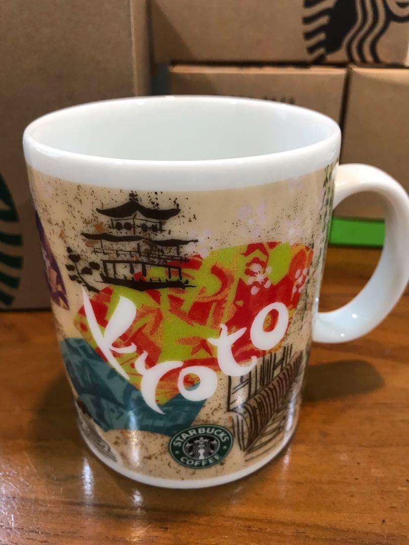 星巴克馬克杯 京都,日本製 絕版