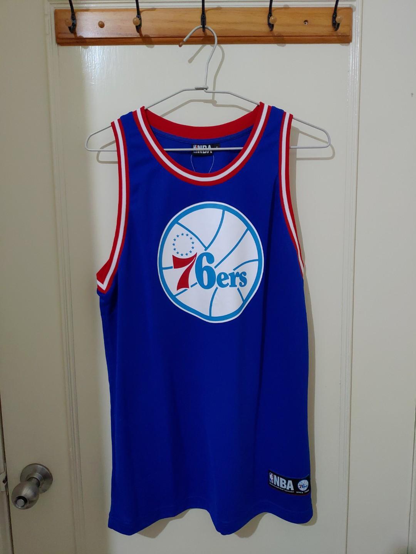 全新附吊牌 創信費城七六人球衣/76人背心/Brand new NBA Philadelphia 76ers jersey/Allen Iverson