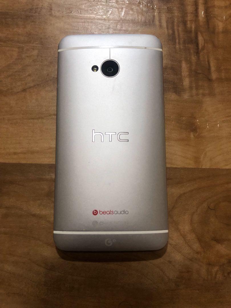 [售] HTC One / 802t 智慧型手機 [價格]1500 [物品狀況]2手     [交易方式]面交自取 7-11或全家取貨付款 [交易地點]台南市東區     [備註]無盒裝/旅充隨機出貨/記憶卡2GB [匯款帳號]合作金庫[006]1232-872-051459