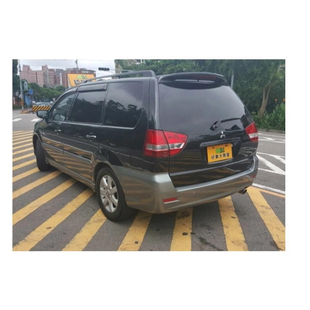 三菱 Mitsubishi  Savrin 2004年 自排 2.0L 12萬公里