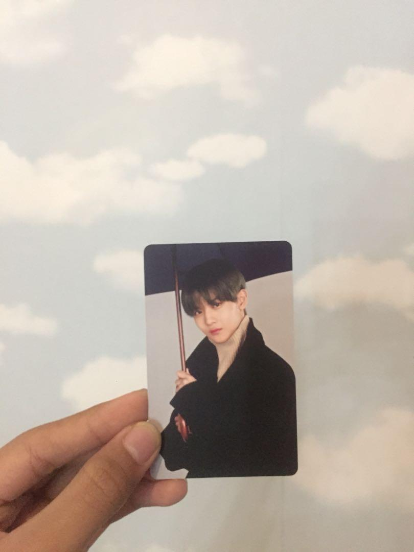 [ OFFICIAL PHOTOCARD ] BAE JINYOUNG PREMIER FAN-CON