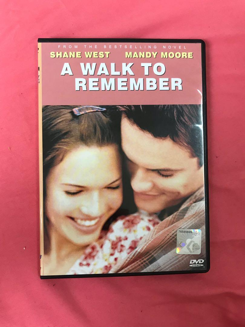 A Walk To Remember - Mandy Moore - Shane West