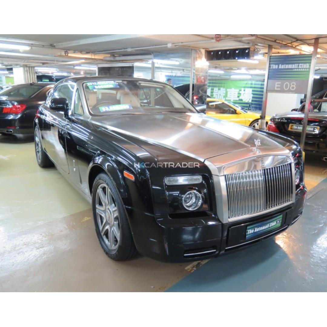 2012 ROLLS ROYCE PHANTOM
