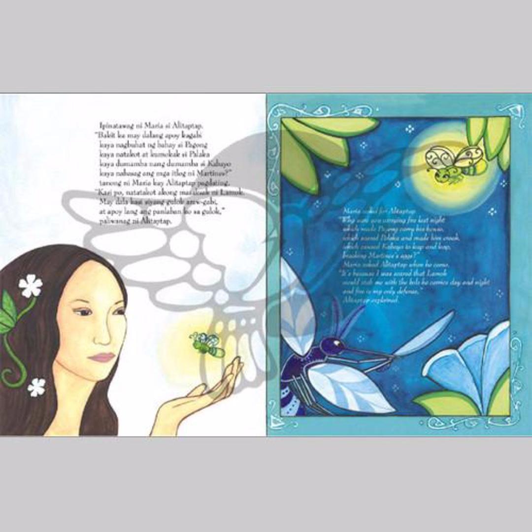 Ang Hukuman ni Sinukuan   Adarna House   English Filipino Bilingual   Children's Book