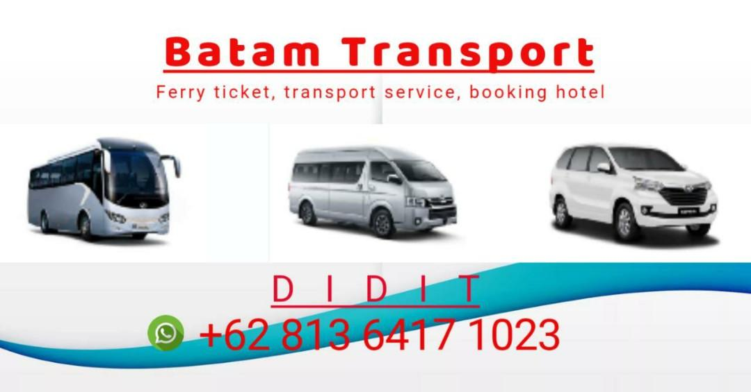 Batam driver and transport.http://www.wasap.my/+6281364171023/Hi.didi