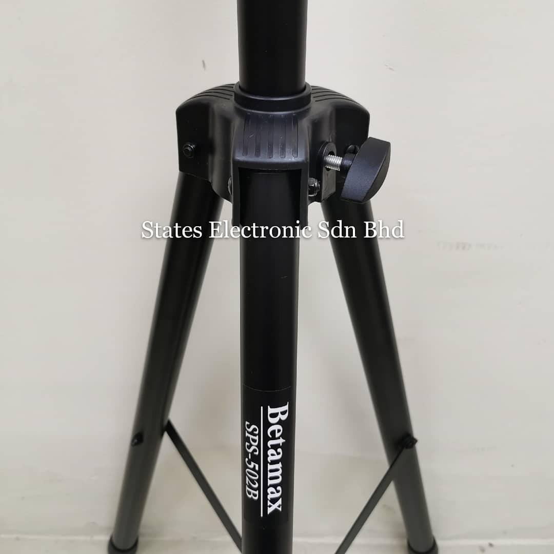 BETAMAX Heavy Duty Speaker Stand