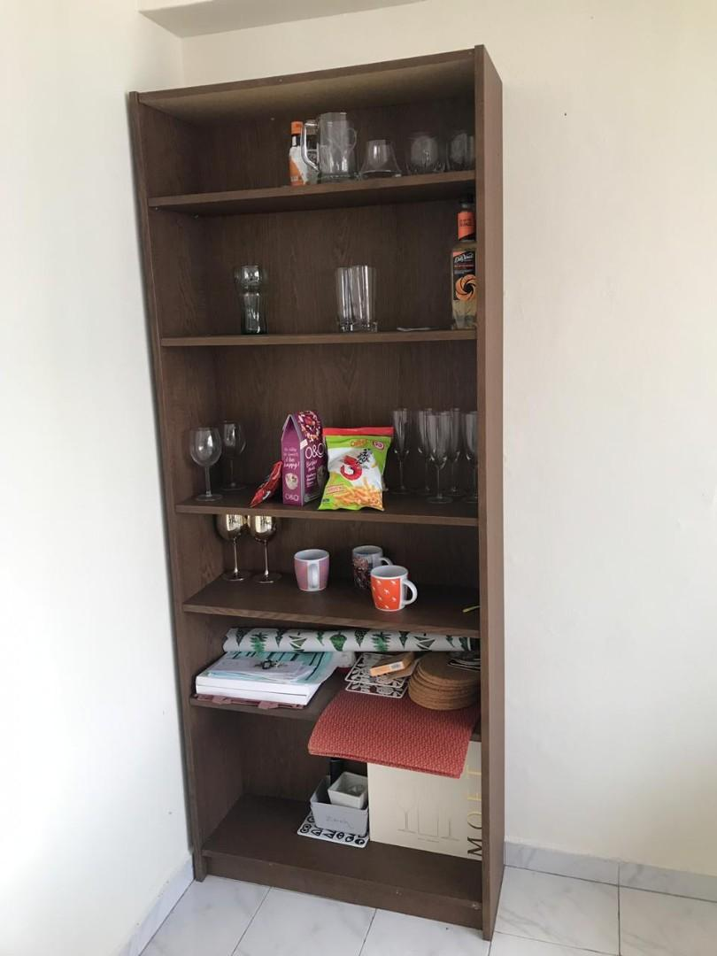 Billy Bookcase Furniture Shelves Drawers On Carousell