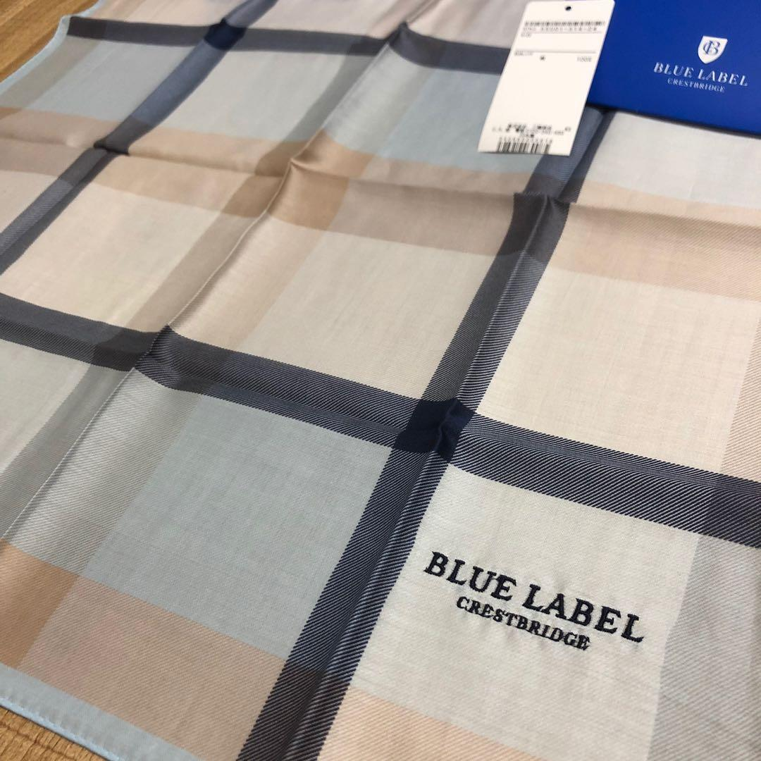Blue label crestbridge by Burberry