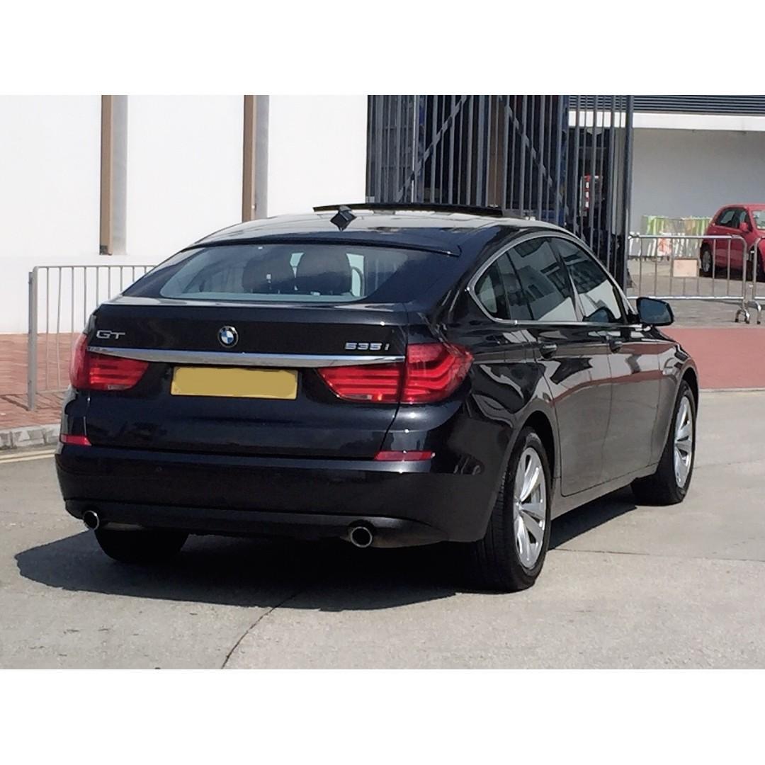 BMW   535IA GT GRAN TURISMO   2012