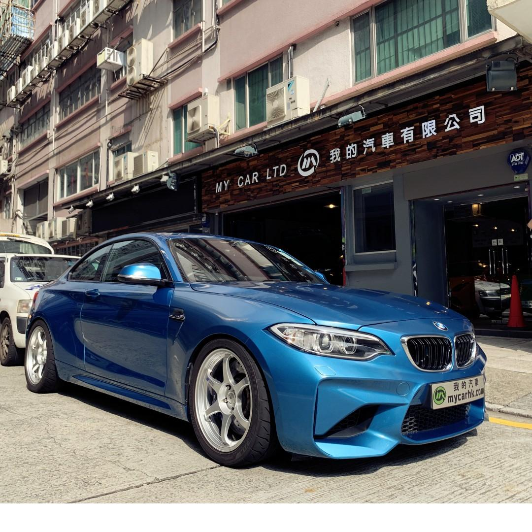 BMW M2 2016