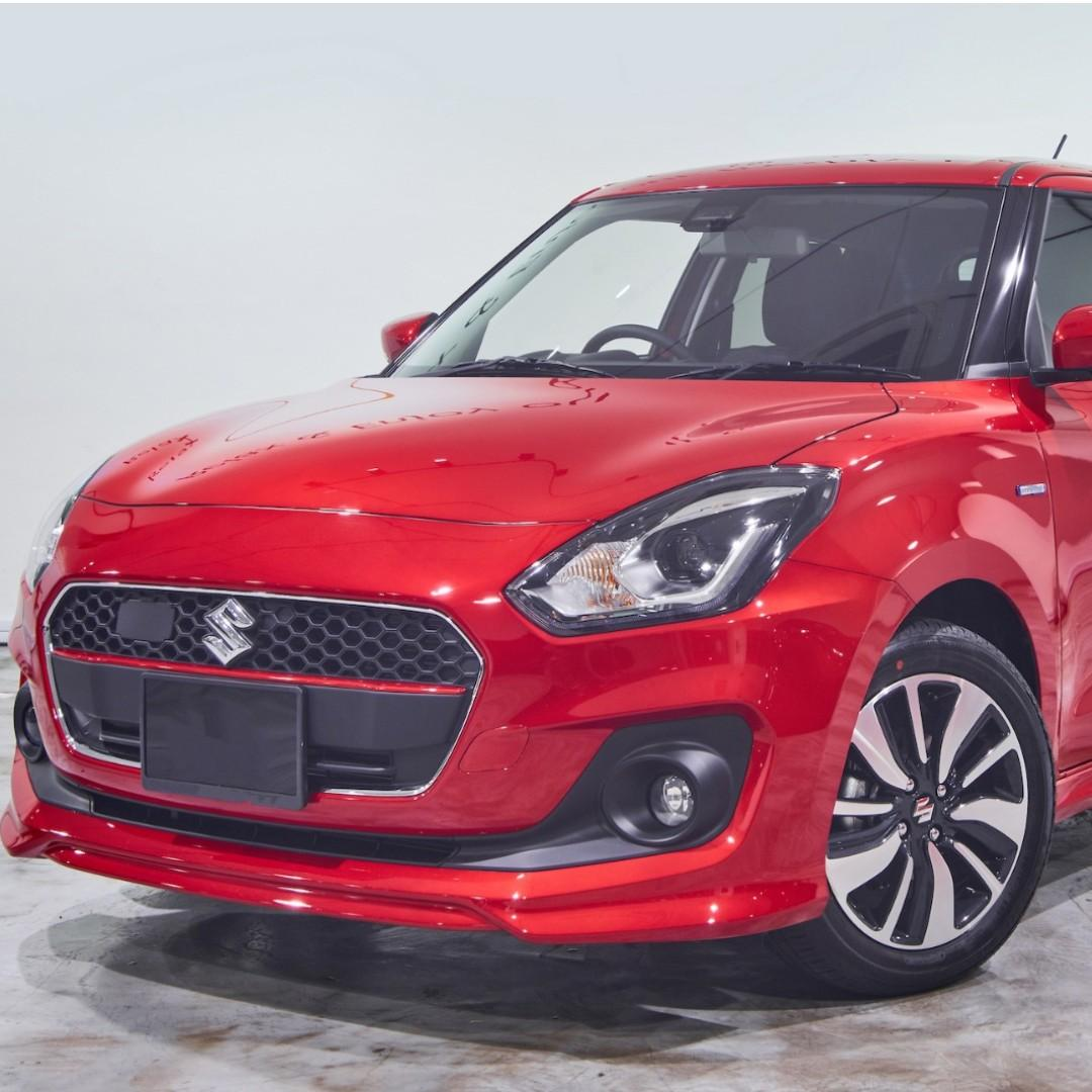 Brand New Suzuki Swift 1.2RS Hybrid for Rental and Leasing