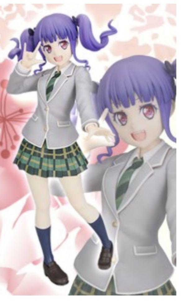 [CNC134] 日版 BanG Dream! Girls Band Party! 宇田川亞子Udagawa Ako School Days 模型 figure