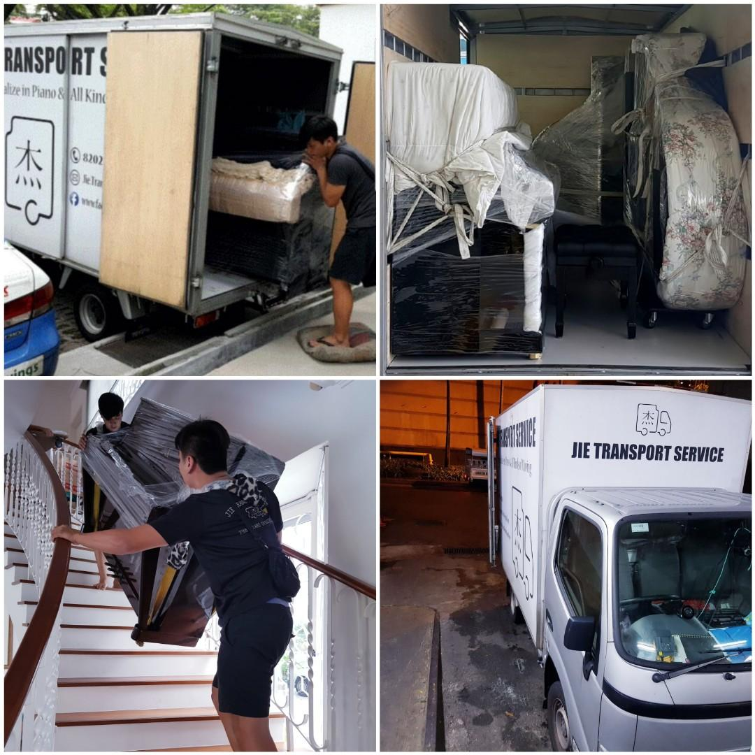 🎹 Professional Piano Moving/ Disposal/ Tuning/ Storage & Rental Services.