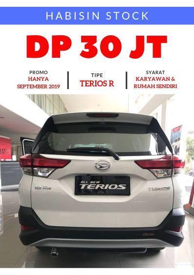 DP MURAH Daihatsu Terios mulai 30 jutaan. Daihatsu Jakarta