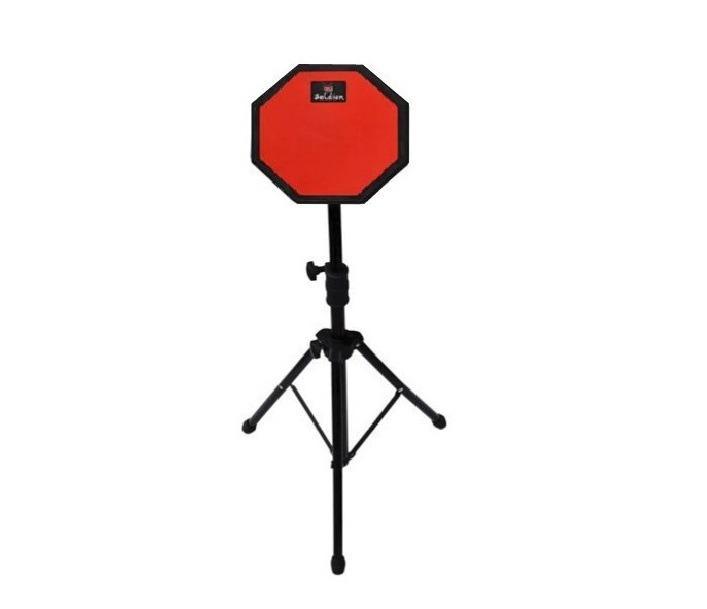 Drum Practice Pads & Adjustable Stand (Set)