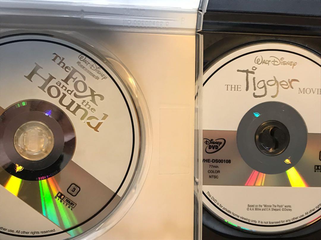 (DVD) 9 x Movies 電影 🎬 (卡通/動畫) [中文字幕]