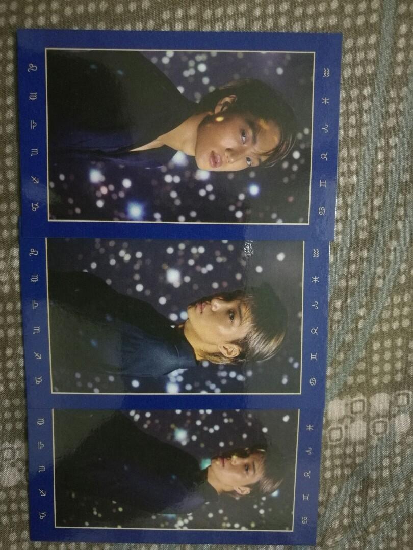 EXO 2019 Season Greetings Card