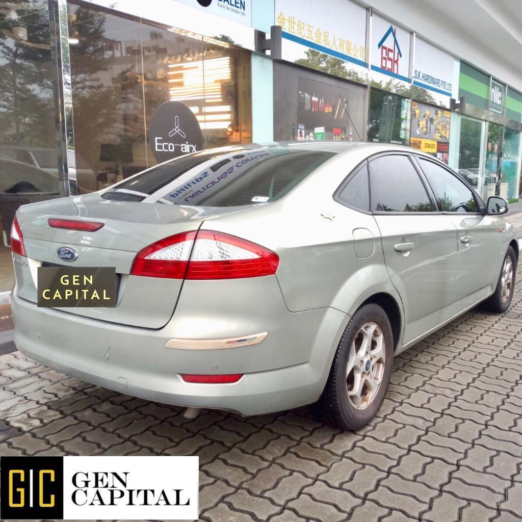 Ford Mondeo - Lowest rental rates, with the friendliest service!