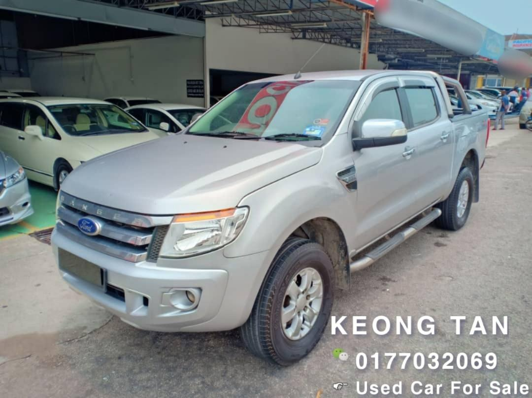 🚘FORD RANGER 2.2AT XLT 4X4 HI RIDER 6 Speed 2013TH Cash OfferPrice💲Rm53,800 Only‼LowestPrice InJB‼Interested Call📲0177032069 KeongForMore🤗