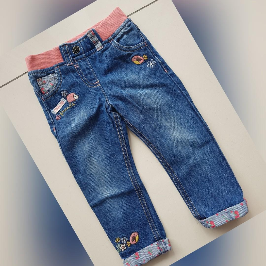 Girl Jeans (F&F UK) for Toddler / Baby Jeans