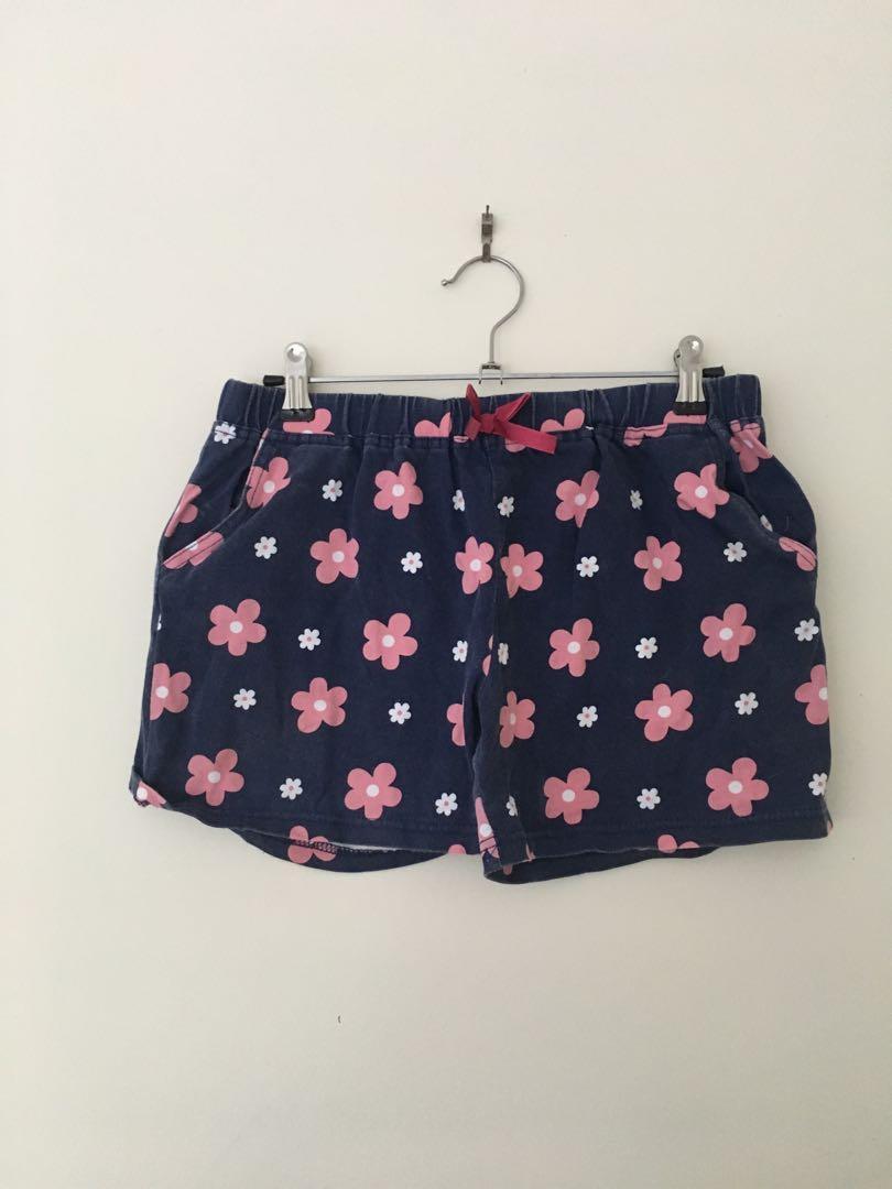 Girls Pyjama Shorts