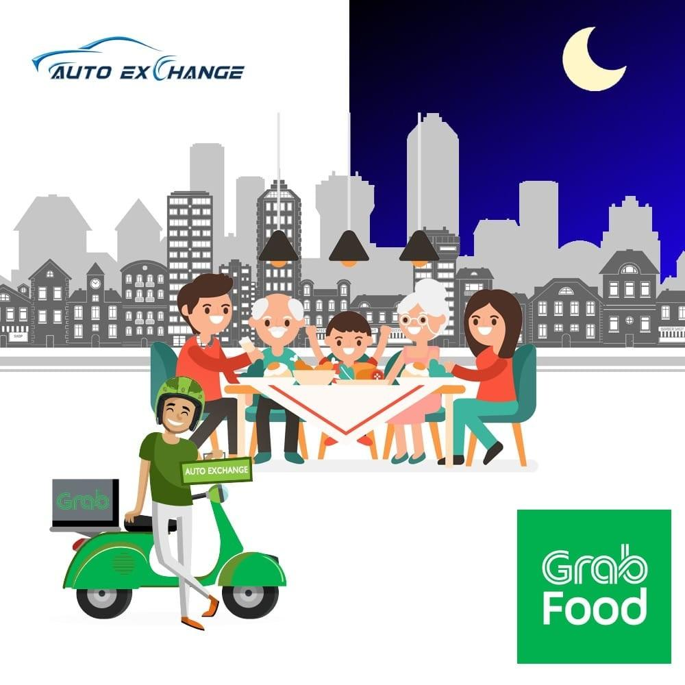 #GrabFood Fleet Partner, Singaporeans Only.