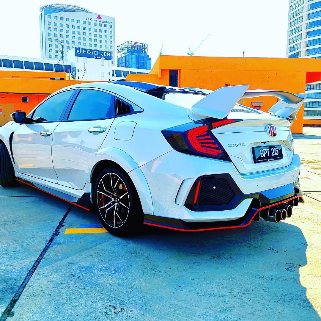 Honda Civic FC 2018