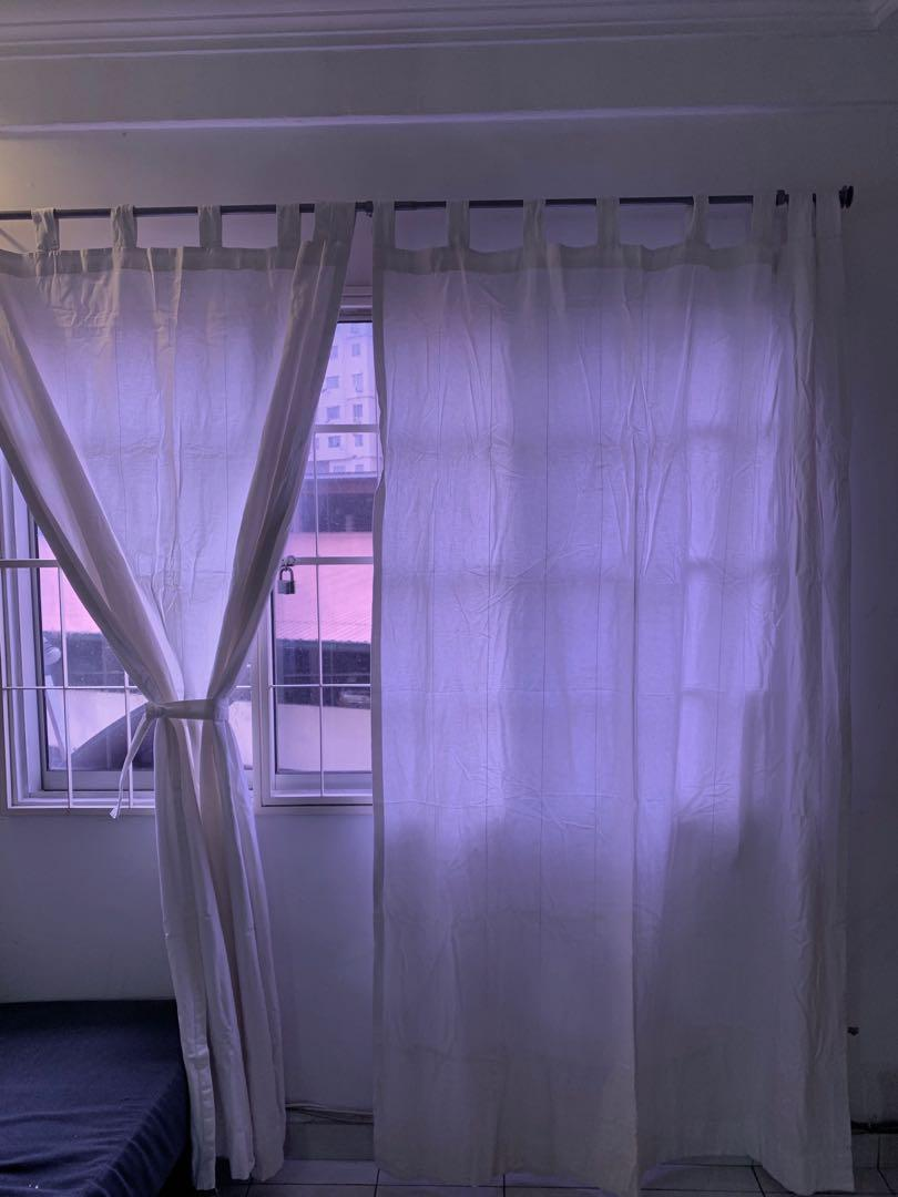 IKEA curtain