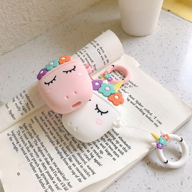 [INSTOCK] Unicorn AirPods Casing