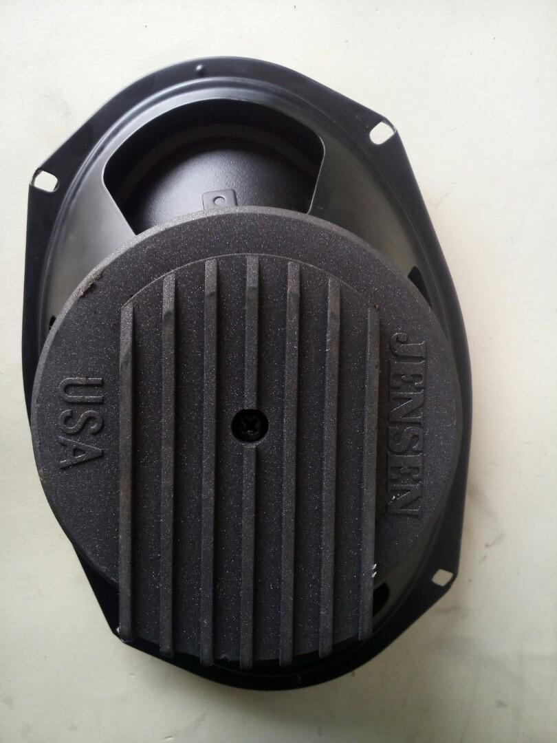 Jensen original USA 6x9 speaker
