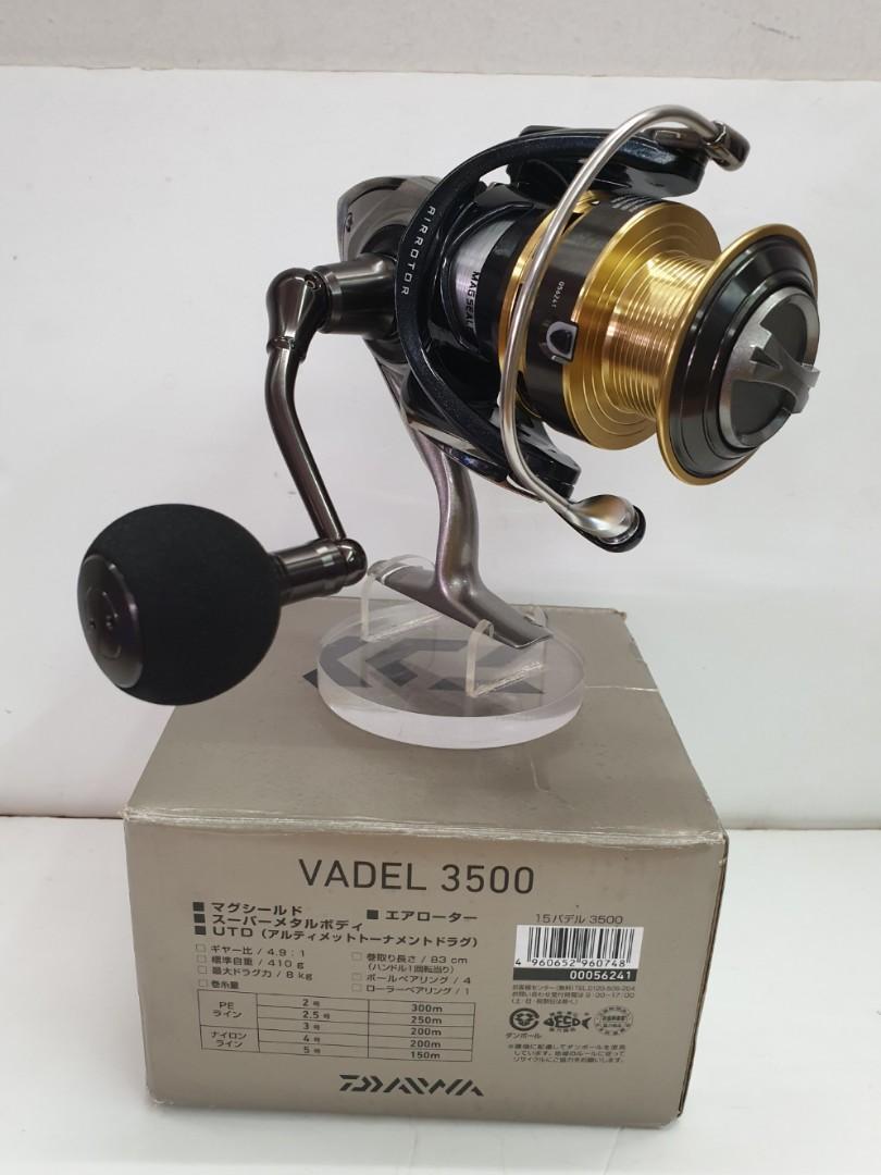 Daiwa 15 Vadel 3500 Spinnig Reel From Japan