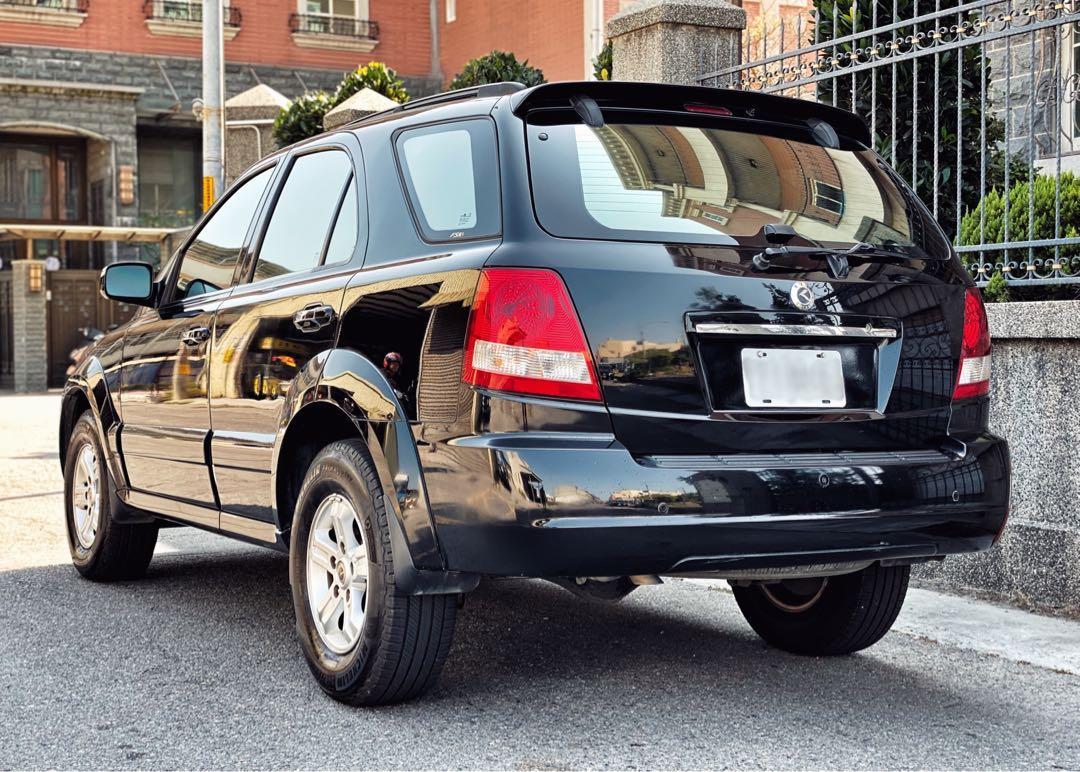 KIA 2005 Sorento Ex 4WD 便宜賣